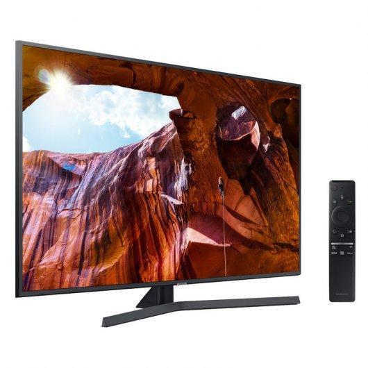 Samsung-UE65RU7405UXXC con mando
