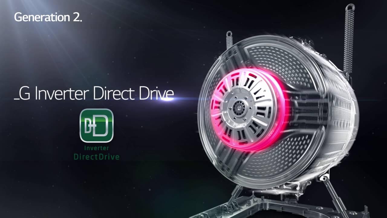 LG Direct Drive Inverter